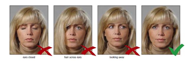 العيون وخط البصر
