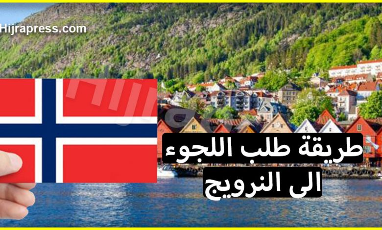 صورة طريقة طلب اللجوء الى النرويج من الألف الى الياء