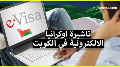نظام تأشيرة اوكرانيا الالكترونية في الكويت يدخل حيز التنفيذ (وهذه طريقة الحصول عليها)