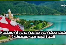 صورة فيزا جورجيا .. من هم المواطنون العرب الذين يمكنهم السفر الى جورجيا بدون تاشيرة؟