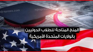 Photo of قائمة بجميع المنح المتاحة للطلاب الدوليين بالولايات المتحدة الأمريكية 2019-2020