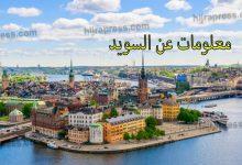 صورة معلومات عن مملكة السويد